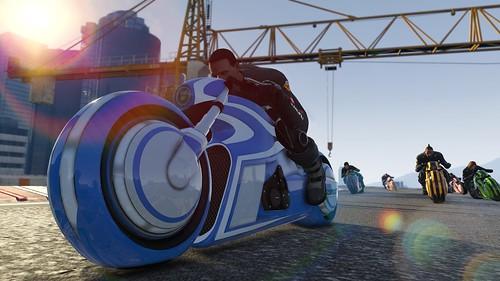 GTA Online Bikers -- High Flyer | by PlayStation.Blog