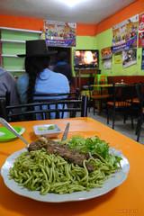 Local restaurant - Andahuaylas