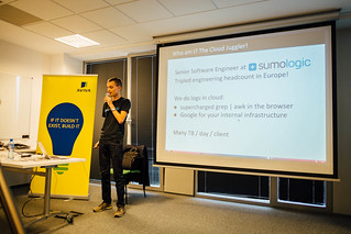 AWS User Group Poland Meeting #8 in Warsaw | by Danilo Poccia