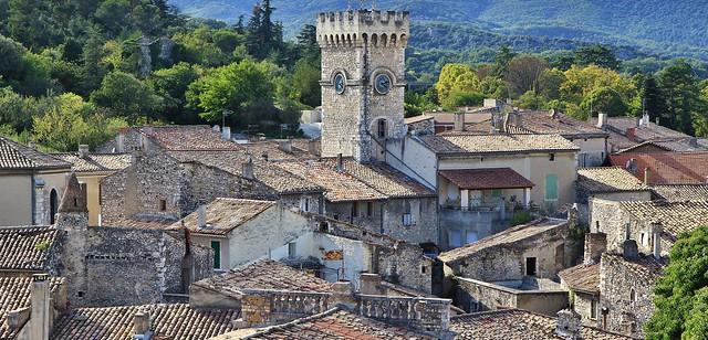 Viviers Ardèche FRANCE