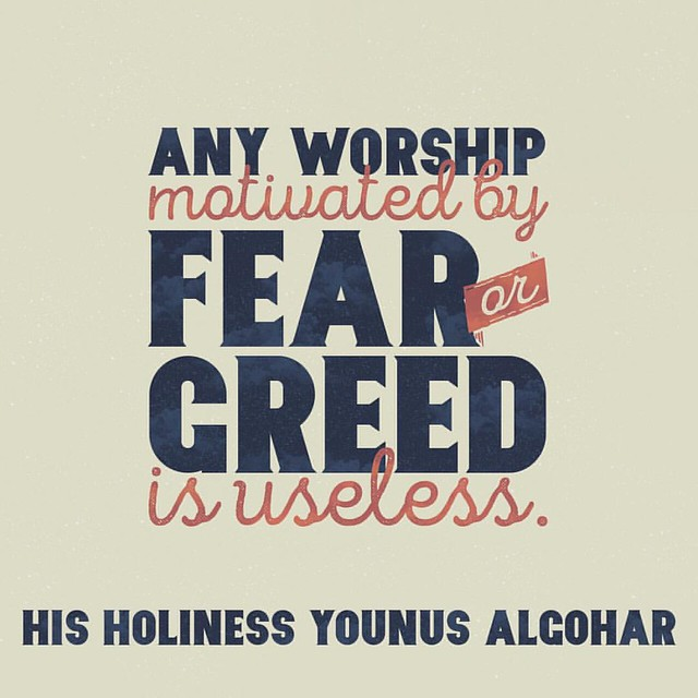 Quote of the Day: Any Worship...