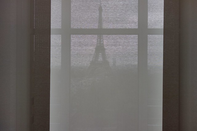 Shadow 317 - the Eiffel Tower
