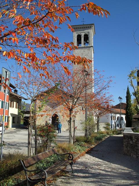 Cividale Chiesa di San Biagio