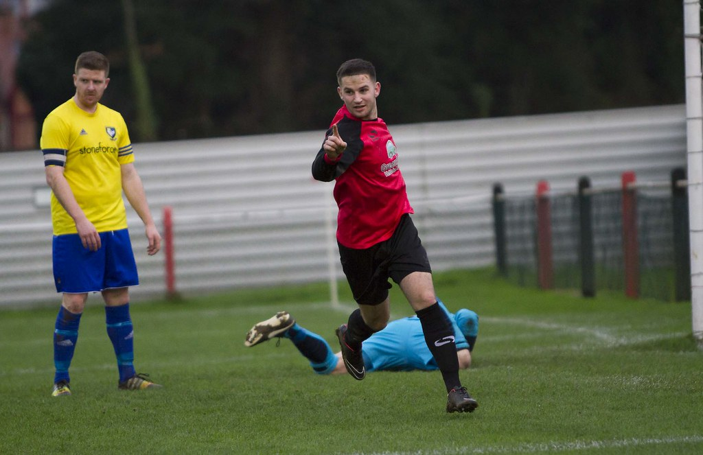 Tring Athletic 4-0 Berkhamsted