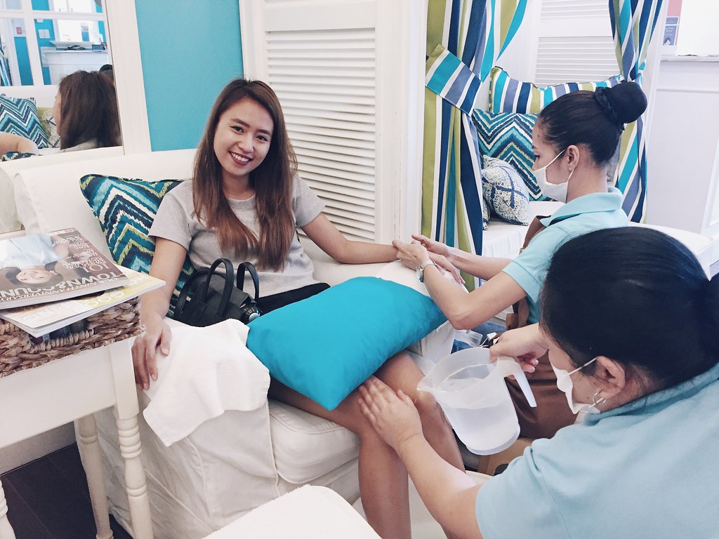 NATIONAL PAMPERING DAY NAILAHOLICS