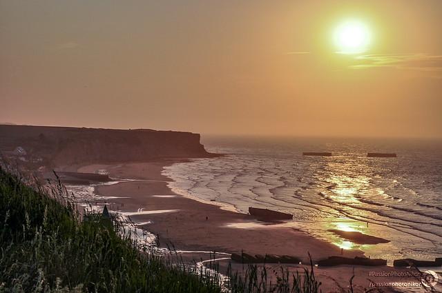 Plage du Débarquement : Utah beach, Normandie