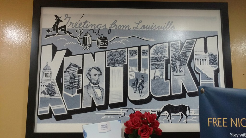 Greetings from Louisville