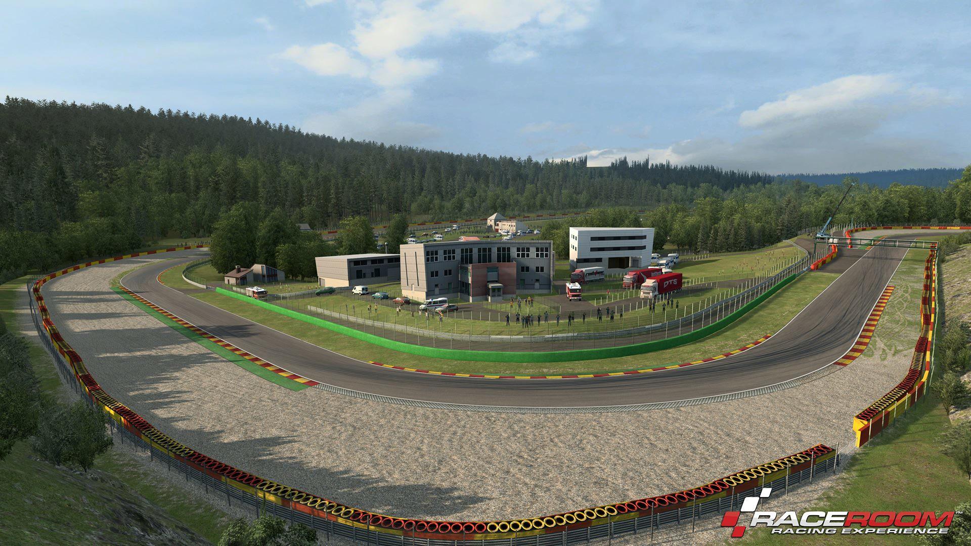 Spa Francorchamps R3E 5