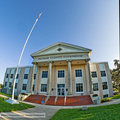 classicalrevival courthouse florida palatka architecture unitedstates us