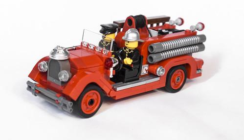 1930's Fire Truck