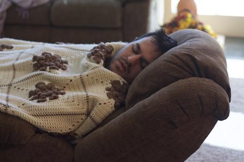 the third sleepy kid   by cynthiadangelo