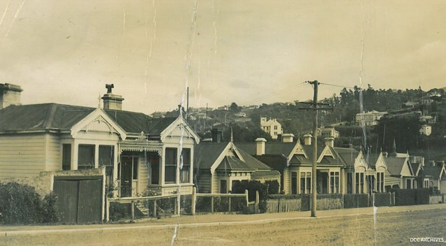 No 30 to 20 Chambers Street c1940s