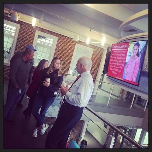 Lots of great digital signage! | by South Carolina State Library