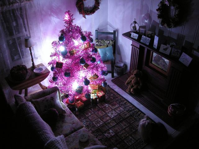 Wildflower Cottage...Christmas 2015
