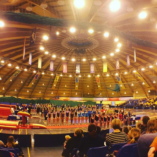 #gymnastics #Perth #competition | by OnTheSuperFly