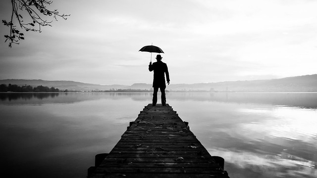 The Umbrella Man #01