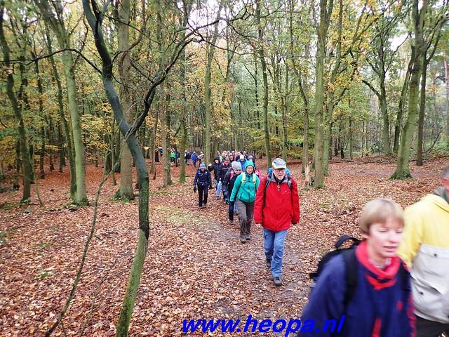 2016-11-09  Gooimeer tocht   25 KM   (52)