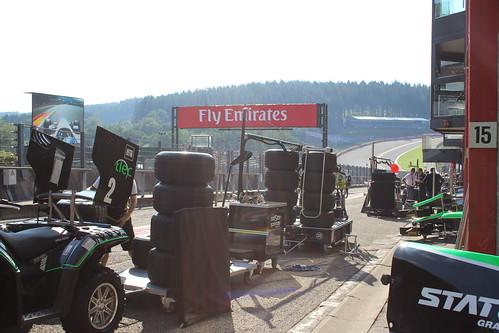 Belgian GP Day 2 | by RachelC