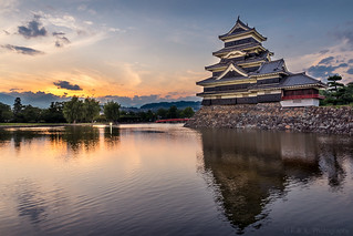 Matsumoto Castle | by fbkphotography