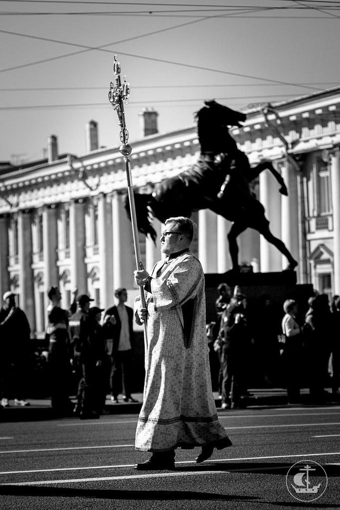 12 сентября 2015, День памяти перенесения мощей святого Александра Невского / 12 September 2015, Remembrance day Translation of the relics of St. Alexander Nevsky