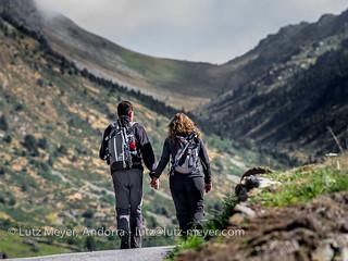 Andorra camis & rutes: Vall d'Incles. Vall d'Orient, Andorra