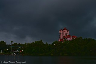 Tower of Terror Storm | by Scott Thomas Photography