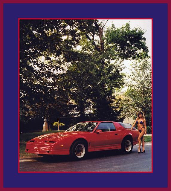 '86 Pontiac GTA Show Car, 1990