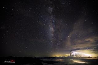 銀河   by Jeremy Wen