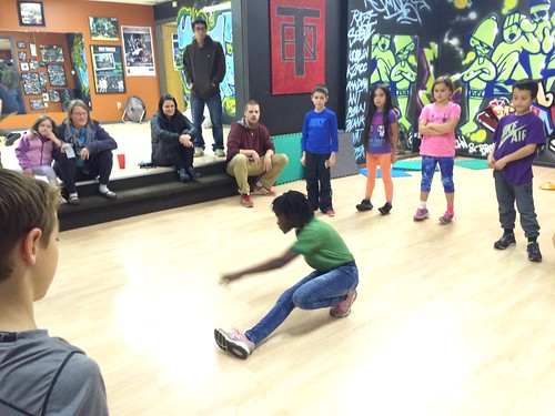 Black Girl Break Dance Class 61Syx Dance Collective Lourdie | by stevendepolo