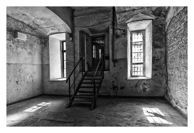 PASADIZO ( prisión de PATAREI-Estonia )