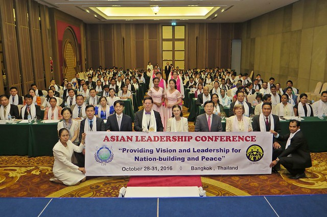 Thailand-2016-10-31-Asian Leaders Gather in Bangkok for UPF Conference