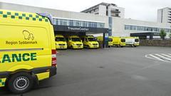 Bios ambulancer ved OUH