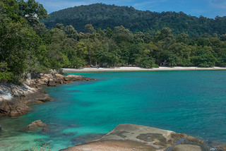Coral beach Pangkor Island | by Anders Mohlin