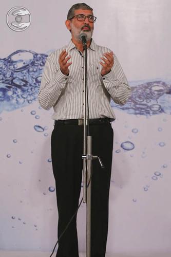 Joginder Manchanda, expresses his views