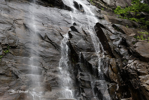 canon 6d hickory nut falls wasserfall nature