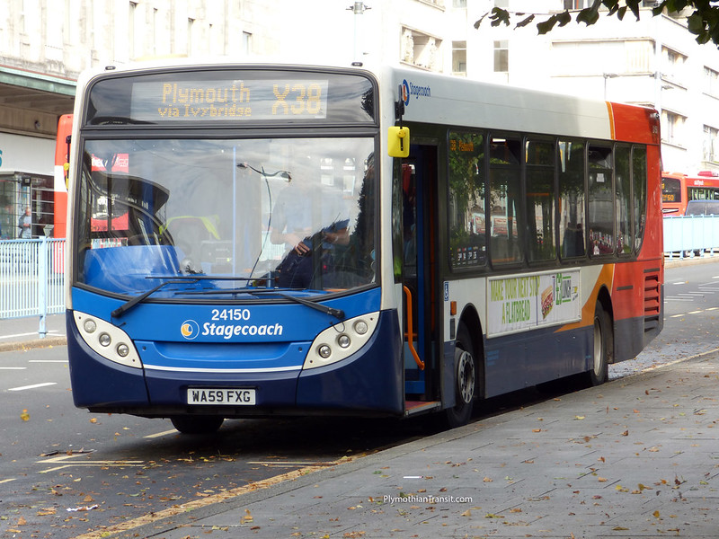 Stagecoach 24150 WA59FXG