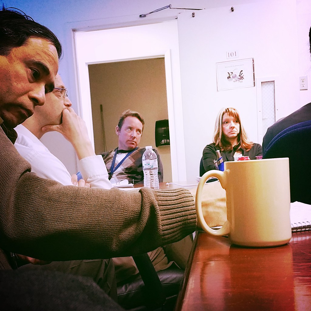 Making Meetings Bearable #Coffee #TwitterTuesday