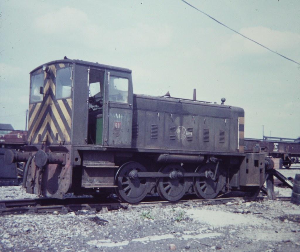 PWM653 at Reading depot