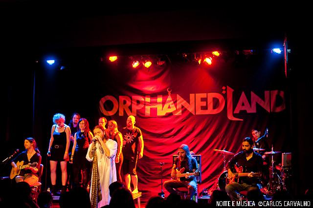 Orphaned Land - Lisboa '15
