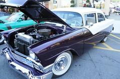 Ballston Spa Car Show: 1955 Pontiac