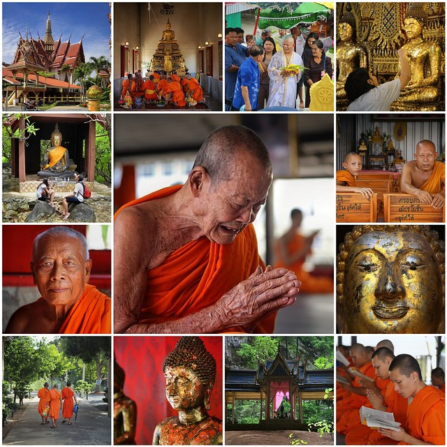 Buddism in Thailand