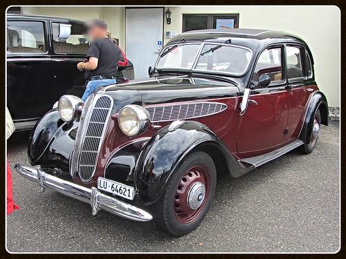 BMW 326, 1940 | Oldtimers Bleienbach, 31.07 2016 | Daniel ...