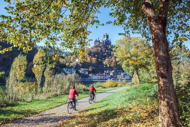 Herbststimmung in Cochem