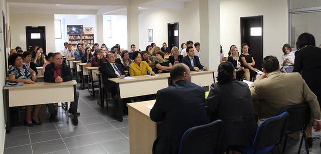 Albania-2016-10-22-Albanians Study How to Promote Tolerance in Children