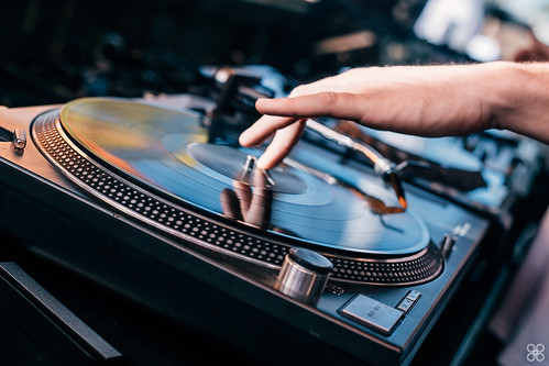 Turntables | by Taking pictures of music and people with creative
