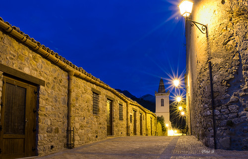 Centro storico - Collesano