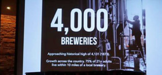 Four thousand breweries in the United States. | by Thomas Cizauskas