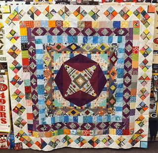 Traveling Bee-utiful Swap - September Addition | by Grey Cat Quilts