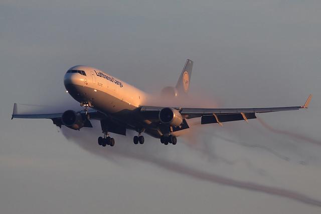 Lufthansa Cargo McDonnell Douglas MD-11(F) D-ALCE