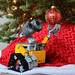 WALL-E Hanging Baubles by Oky - Space Ranger